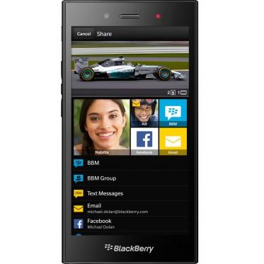 BlackBerry Z3(Black, 8 GB)