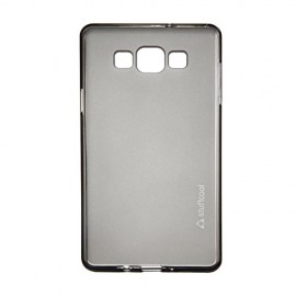 Stuffcool Back Cover for Samsung Galaxy A7(Grey)