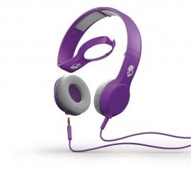 Skullcandy S5CSDY-210 Cassette Supreme Sound with Mic (Athletic Purple)