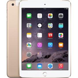 Apple iPad Mini 3 Wi-Fi + Cellular 16 GB Tablet-Gold