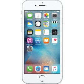 Apple iPhone 6S(Silver, 64 GB)