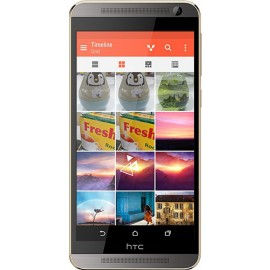 HTC One E9+(Gold Sepia, 32 GB)