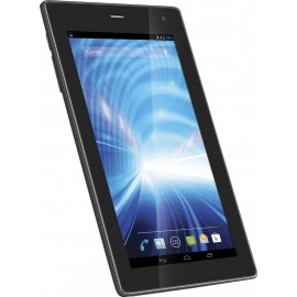 Lava QPAD R704 Tablet(Black, 8 GB, Wi-Fi+3G)