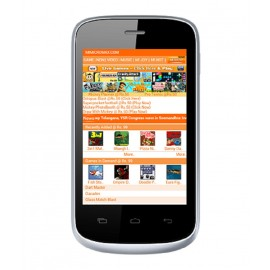 Micromax Bolt A064(White, 4 GB)