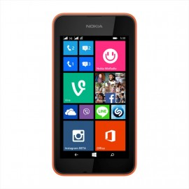 Nokia Lumia 530 DS Bright Orange