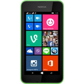 Nokia Lumia 530 DS Bright Green