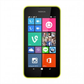Nokia Lumia 530 DS Bright Yellow