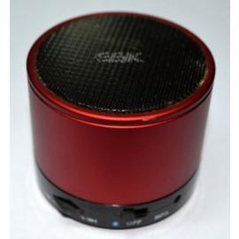 SSK S10 Mobile/Tablet Speaker (Red, 1.0 Channel)